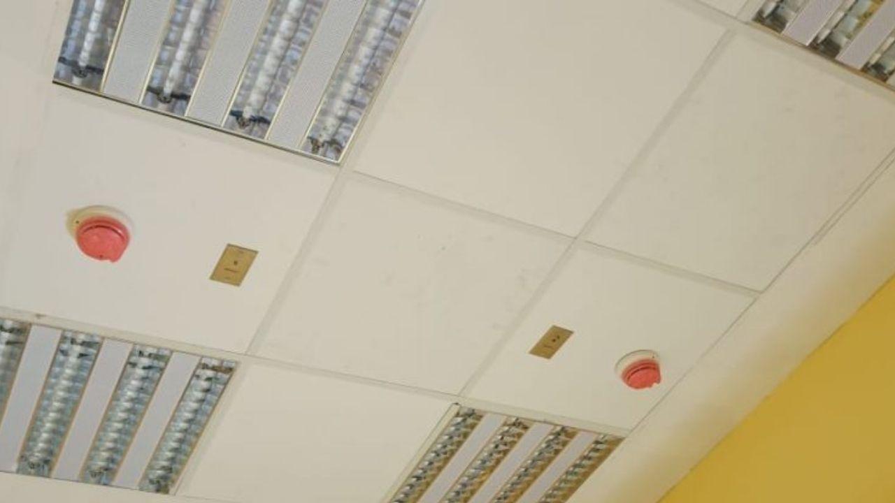 Mineral Fibre Board False ceiling