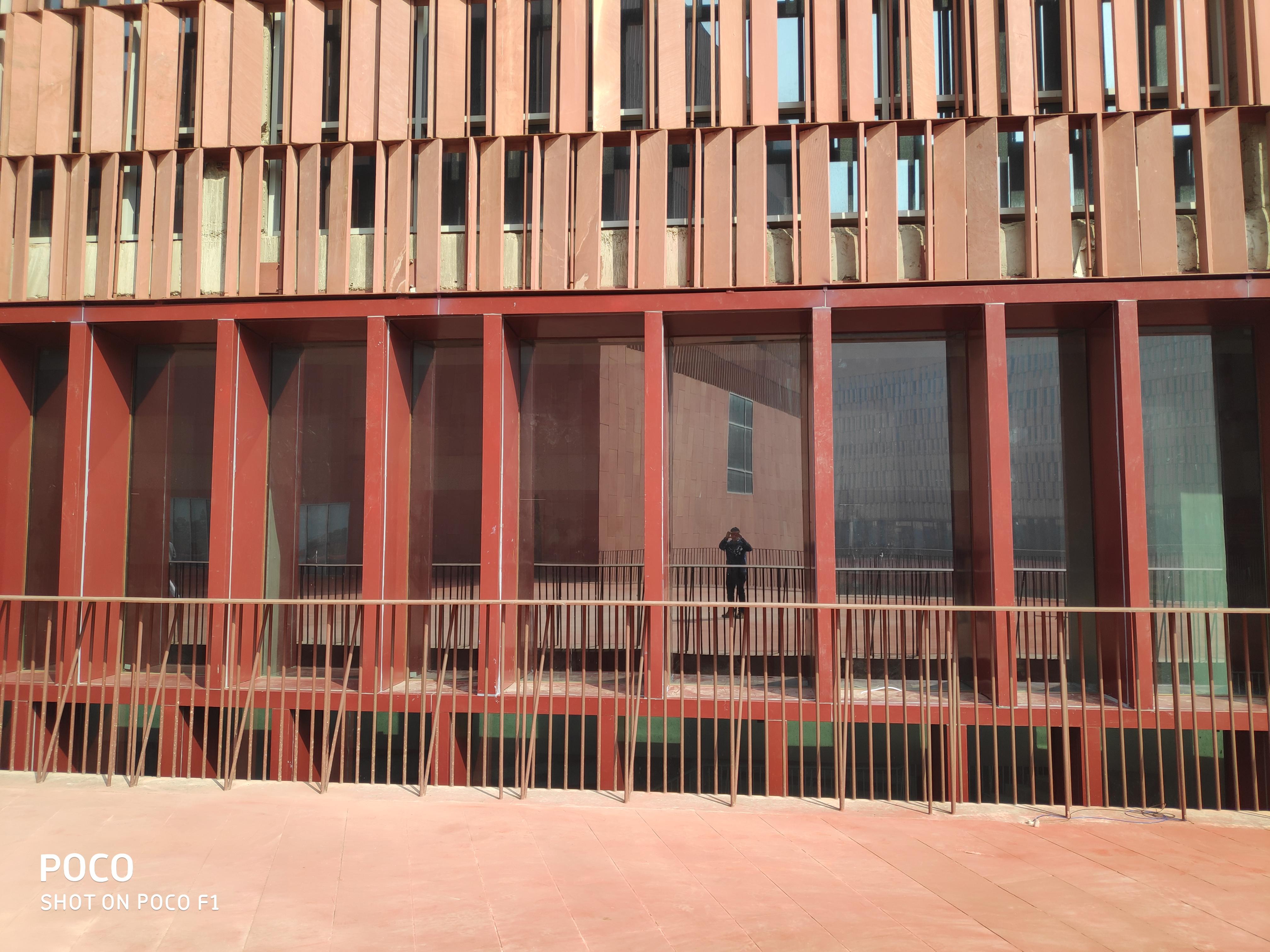 GFRC Building
