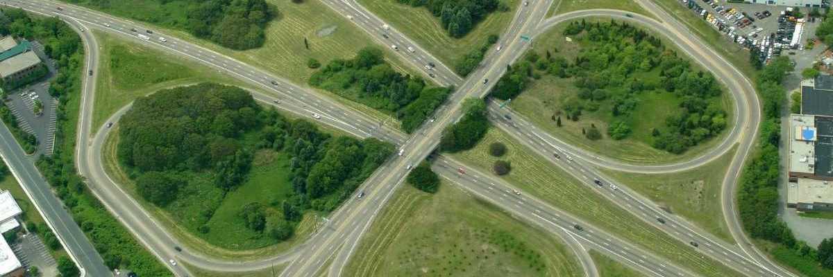 clover leaf - interchange