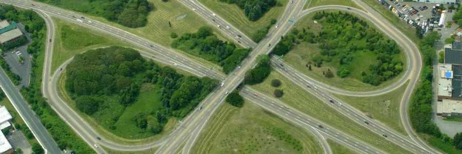 clover leaf - interchange