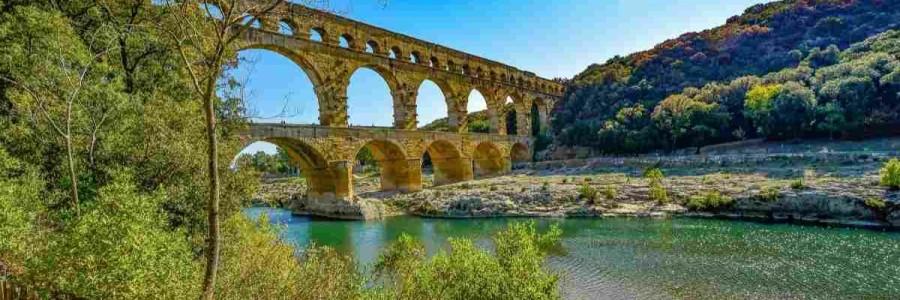 Aqueduct - Cross Drainage works