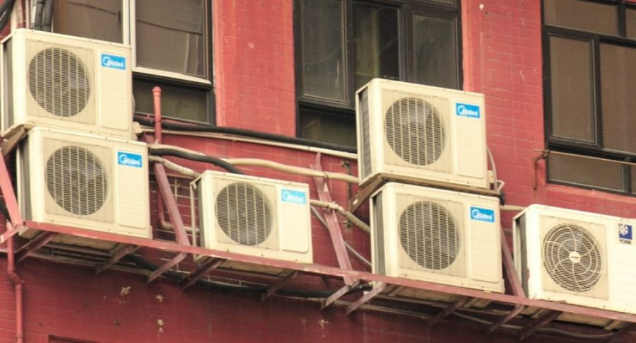 Air Conditioners - Source of Chlorofluorocarbons