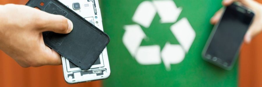 E-waste - Types and recycling