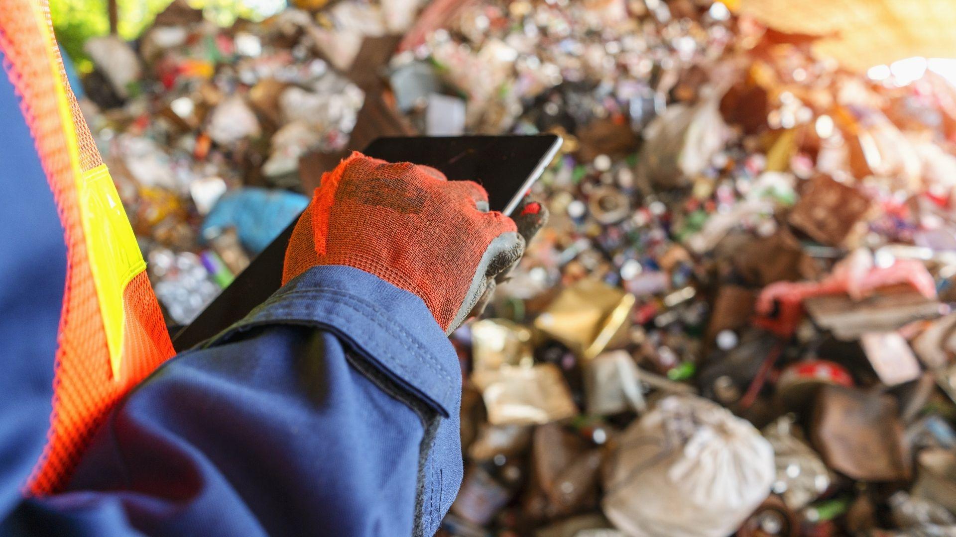 E - Waster Recycling process