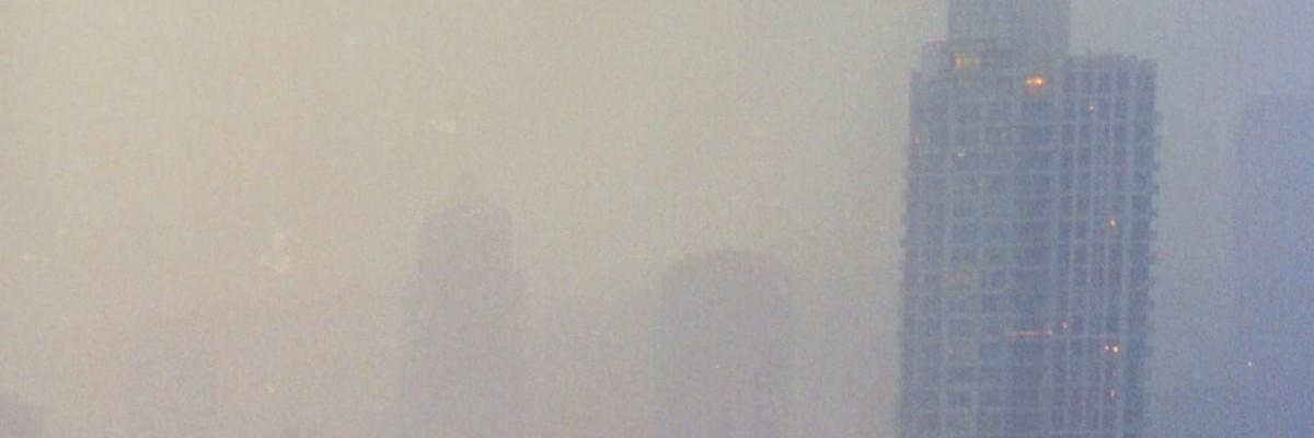Air pollutants - Smog
