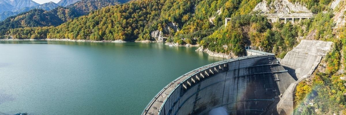 Types of dams - Basic qualification criteria explained